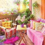 Как обустроить балкон — красиво и функционально