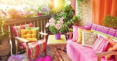 Как обустроить балкон - красиво и функционально