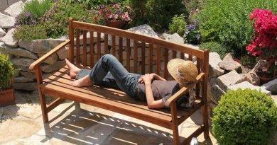Задайте жару и установить в саду скамейку. 5 интересных моделей, с отдела, Оби садовая мебель
