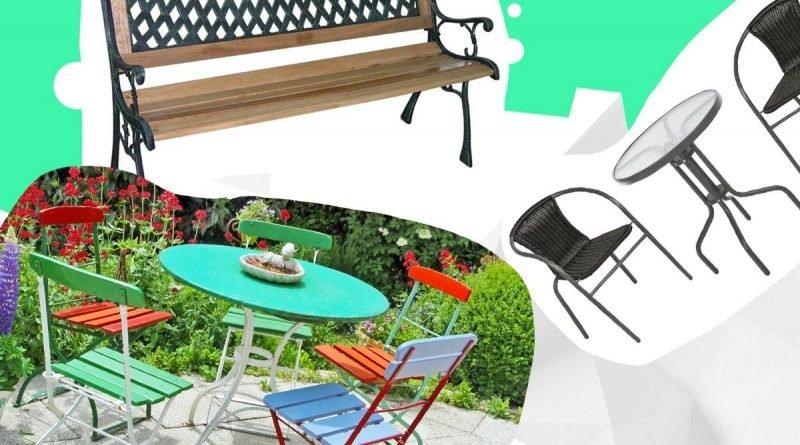 Обзор садовой мебели: 16 моделей от популярных магазинов