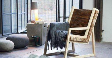 Эко кресло - DIY!