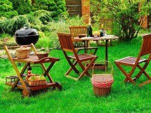 Мы знаем, что поможет вам отдохнуть в саду! Удобная мебель!
