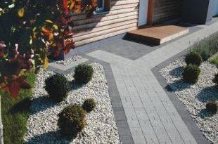 Скандинавская простота в саду