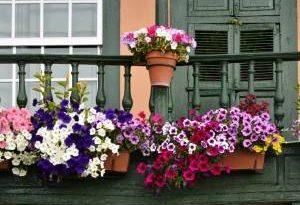 Как сделать красивый балкон?