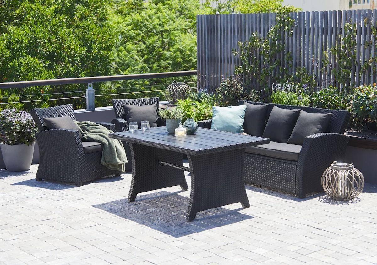 Это лучшее время для покупки в Jysk садовой мебели. Продолжаются именно летние акции!