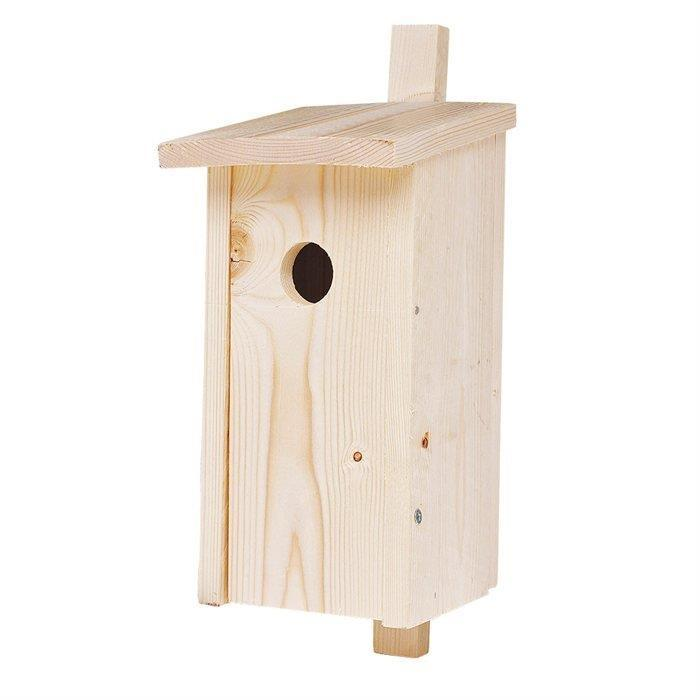 Домики для птиц - скворечник своими руками