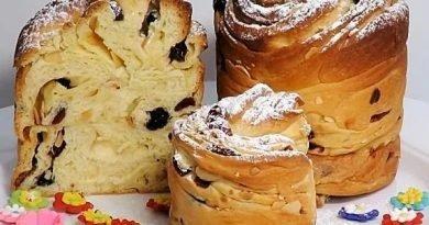 Кулич Краффин — новые и невероятно вкусные пасхальные рецепты
