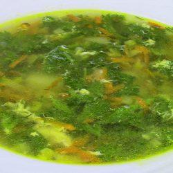 Суп из крапивы с яйцом — 6 рецептов