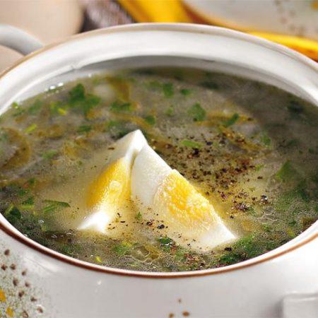 Суп из щавеля с яйцом — как приготовить щавелевые супы по классическим рецептам
