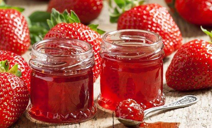 Варенье из виктории (клубники) на зиму — рецепты варенья с крупными целыми ягодами